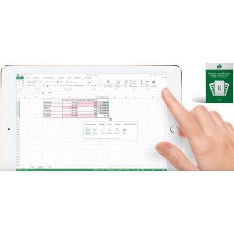 Corso online gestione fogli di calcolo (Excel)