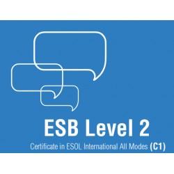 Esami di Certificazione di Lingua Inglese  ESB ESOL C1