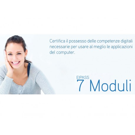 Corso online EIPASS 7 MODULI User