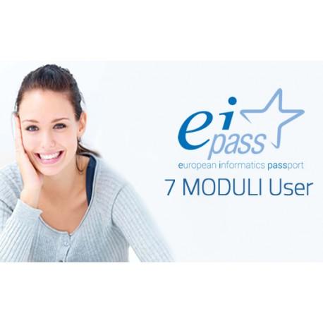 Certificazione EIPASS 7 Moduli User