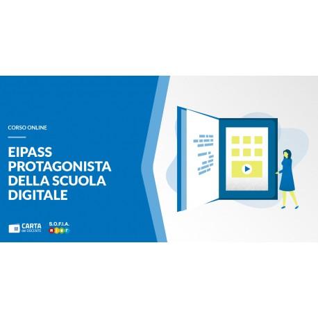 Corso online Protagonista della Scuola Digitale | 4 certificazioni